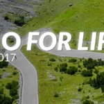 Ward doet op 2 september mee aan Stelvio for Life