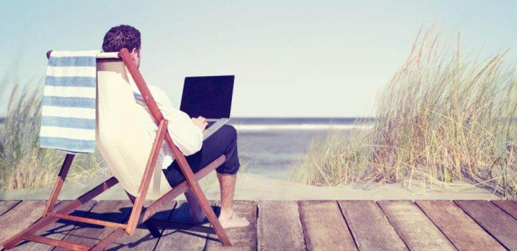 Nieuwsbrief Vakantiechecklist Ondernemers