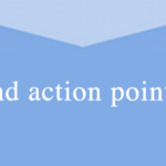 Tips and action points 2018