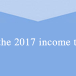 Tips for the 2017 income tax return