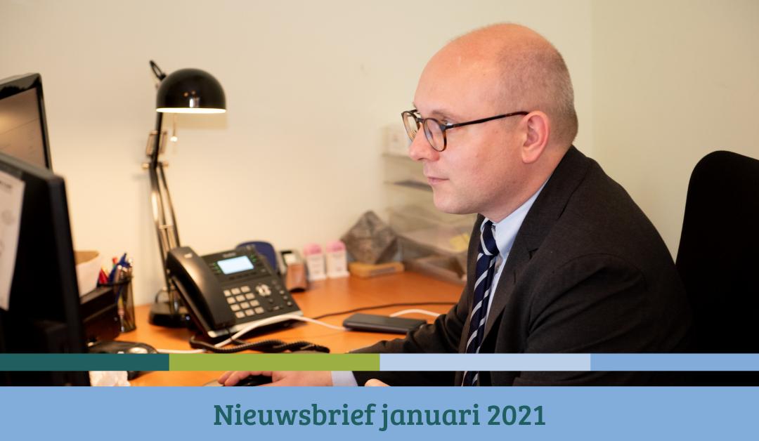Fiscaal nieuws januari 2021